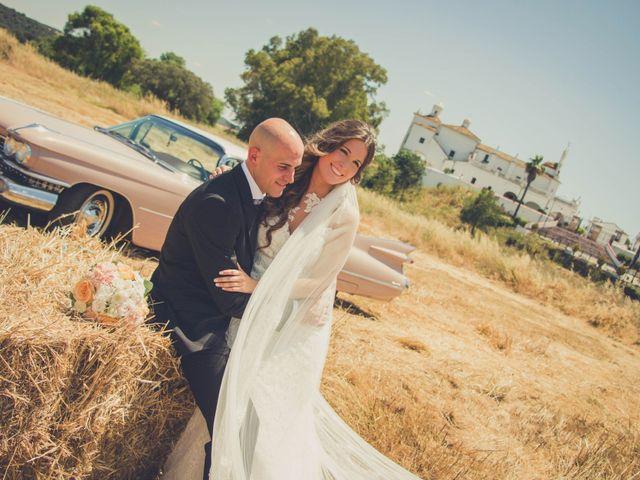 La boda de Lydia y Jose Antonio