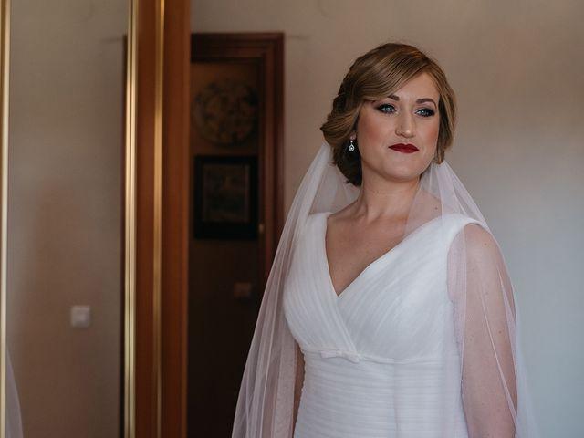 La boda de Abraham y Lorena en Rioja, Almería 18