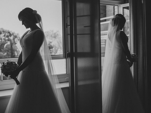 La boda de Abraham y Lorena en Rioja, Almería 19