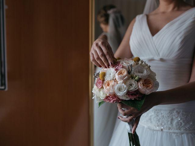 La boda de Abraham y Lorena en Rioja, Almería 21