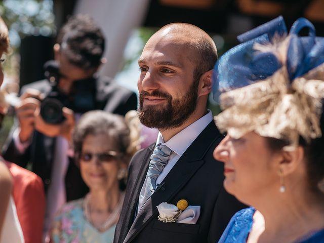 La boda de Abraham y Lorena en Rioja, Almería 31
