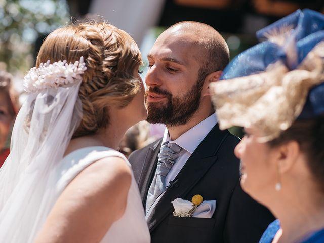 La boda de Abraham y Lorena en Rioja, Almería 32