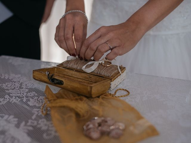 La boda de Abraham y Lorena en Rioja, Almería 41