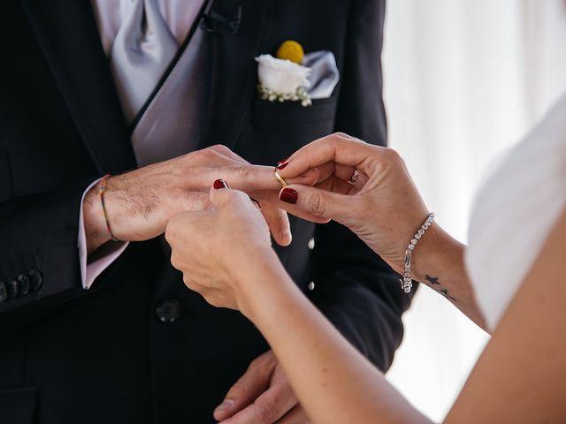 La boda de Abraham y Lorena en Rioja, Almería 42