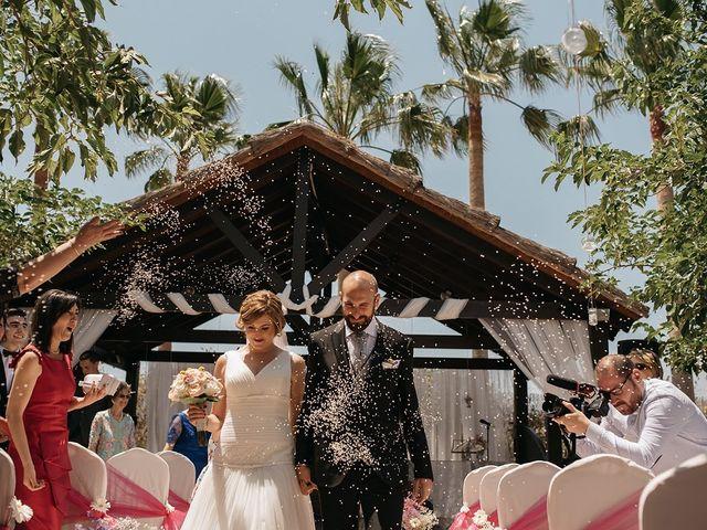 La boda de Lorena y Abraham