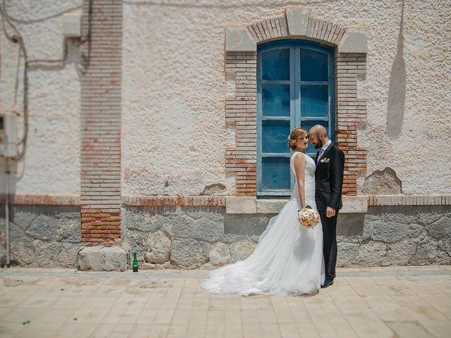 La boda de Abraham y Lorena en Rioja, Almería 46