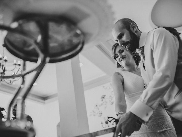 La boda de Abraham y Lorena en Rioja, Almería 47