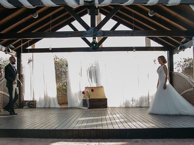 La boda de Abraham y Lorena en Rioja, Almería 49