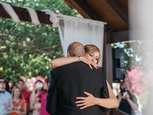La boda de Abraham y Lorena en Rioja, Almería 51