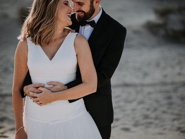 La boda de Abraham y Lorena en Rioja, Almería 56