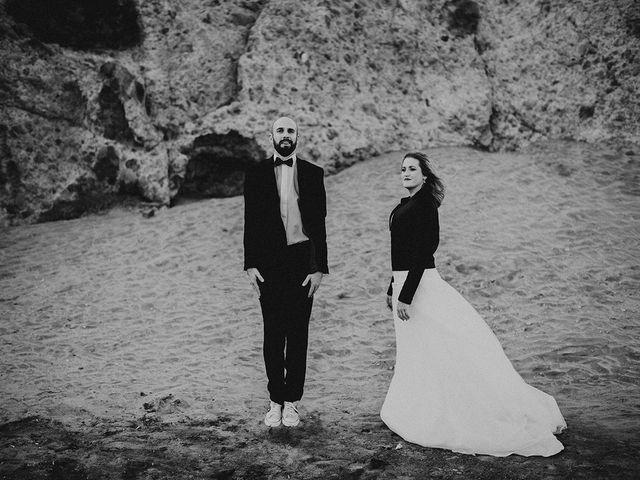 La boda de Abraham y Lorena en Rioja, Almería 57