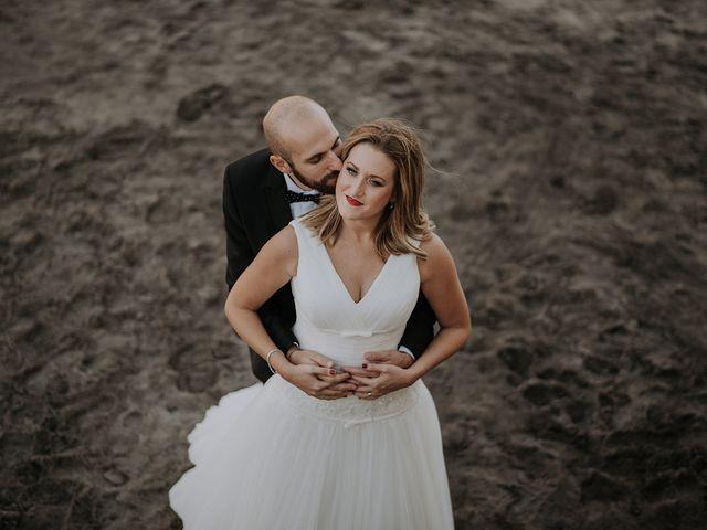 La boda de Abraham y Lorena en Rioja, Almería 58