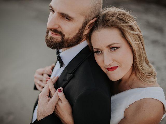 La boda de Abraham y Lorena en Rioja, Almería 59