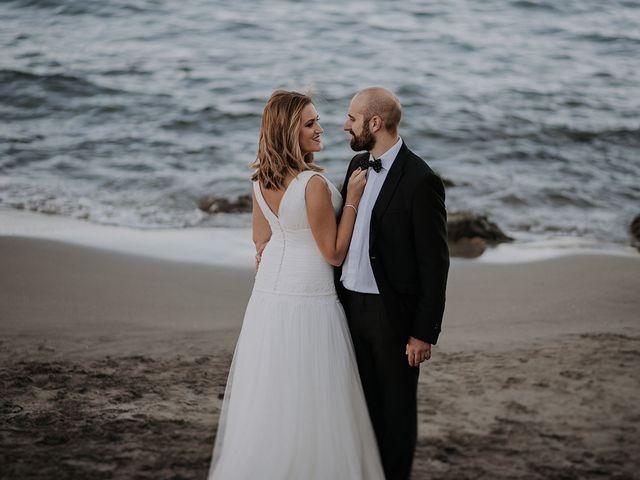 La boda de Abraham y Lorena en Rioja, Almería 61