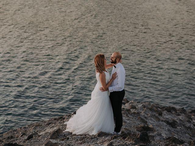 La boda de Abraham y Lorena en Rioja, Almería 64