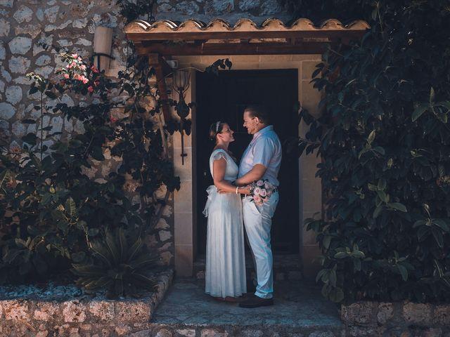 La boda de Daniel y Daniela en Arta, Islas Baleares 22