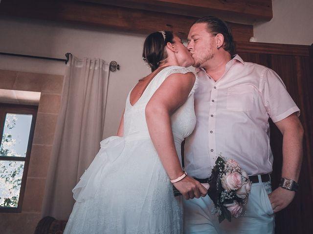 La boda de Daniel y Daniela en Arta, Islas Baleares 43