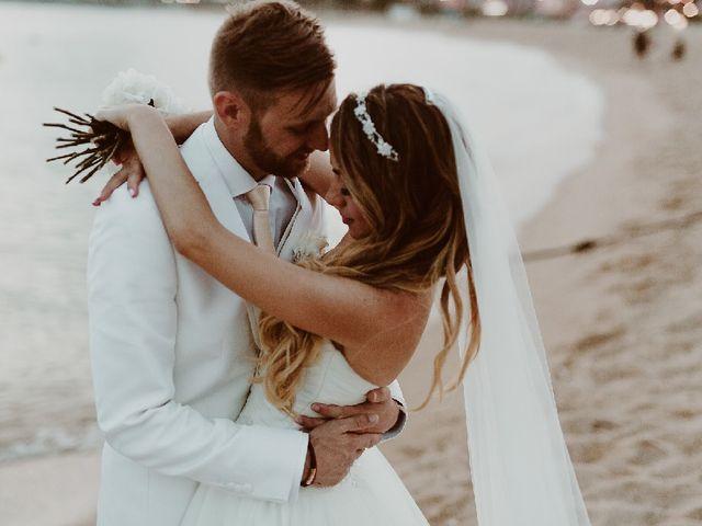 La boda de Maria y Timo