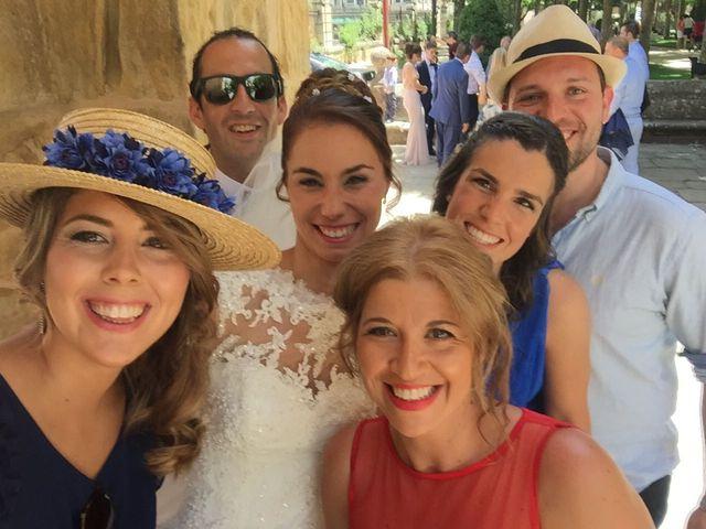 La boda de Sergio y Tamara en Soria, Soria 1