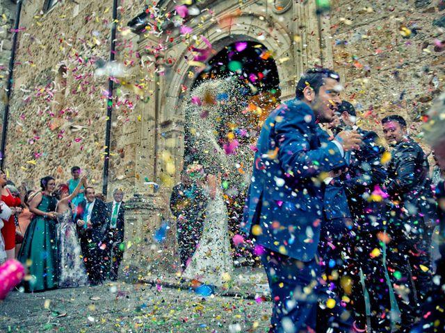 La boda de Antonio y Susana en Guadalajara, Guadalajara 32