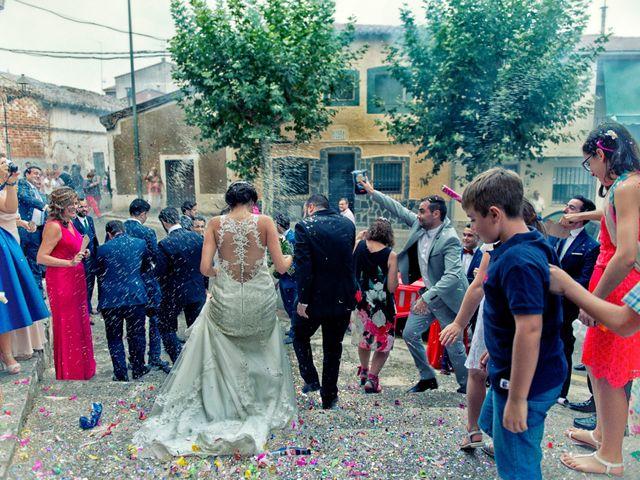 La boda de Antonio y Susana en Guadalajara, Guadalajara 35