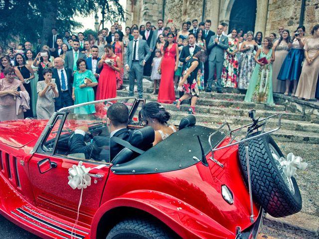 La boda de Antonio y Susana en Guadalajara, Guadalajara 36
