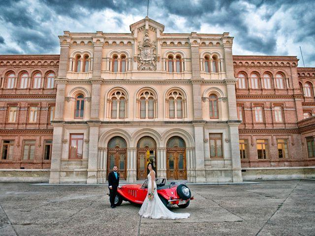 La boda de Antonio y Susana en Guadalajara, Guadalajara 39