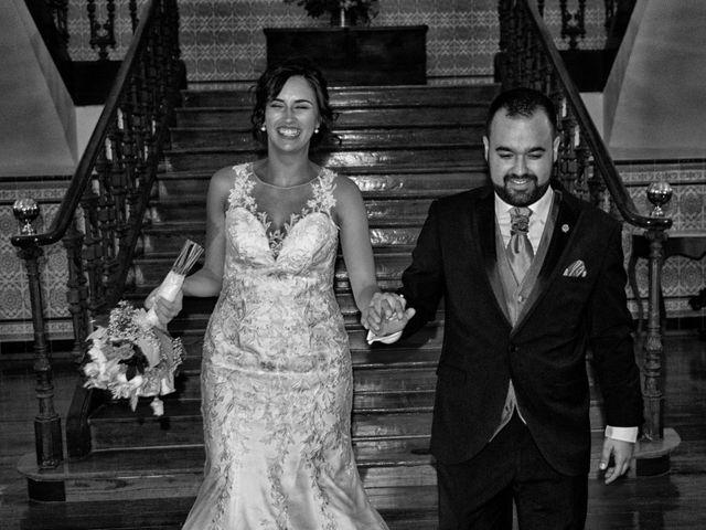 La boda de Antonio y Susana en Guadalajara, Guadalajara 42