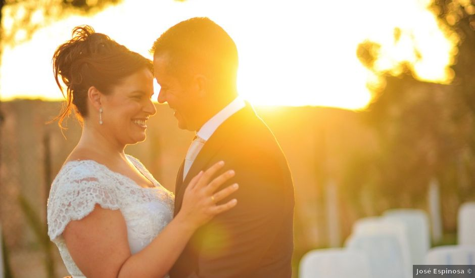 La boda de José y Isa en Roche, Murcia