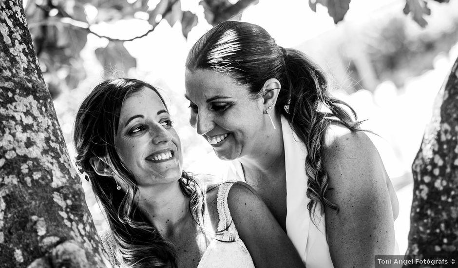 La boda de Mar y Susana en Cabrils, Barcelona