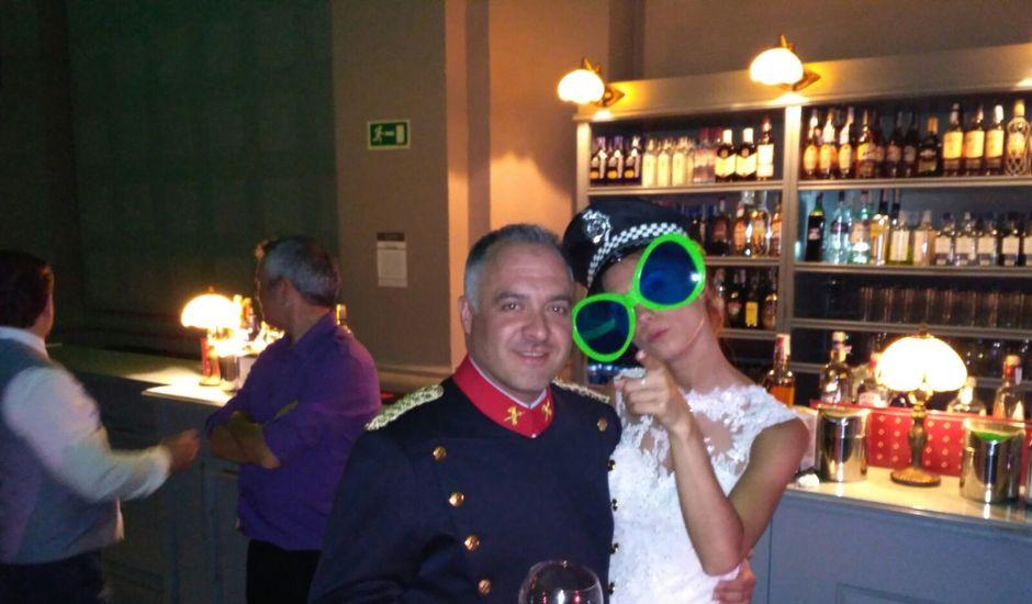 La boda de Sergio y Tamara en Soria, Soria