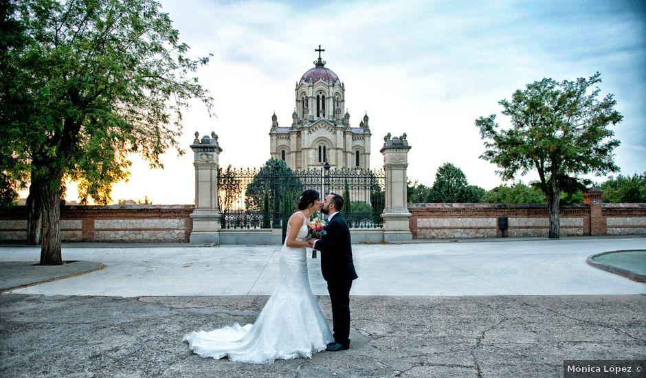 La boda de Antonio y Susana en Guadalajara, Guadalajara