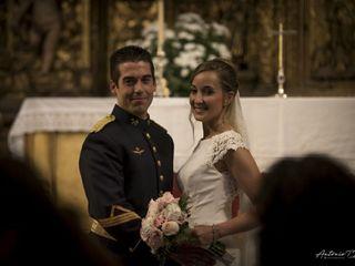 La boda de Sara y Fran