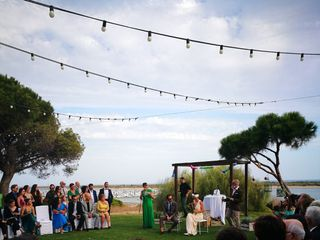 La boda de Alejandro y Lourdes 2