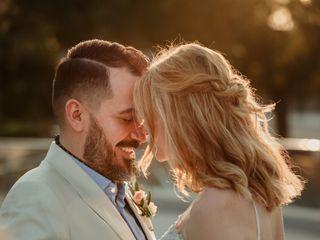 La boda de Bárbara y Octavio