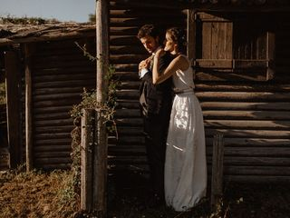 La boda de Isa y Julián