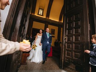 La boda de Gloria y Joaquin