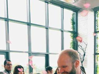 La boda de Cristina y Estevao 2