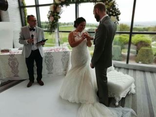 La boda de Cristina y Estevao 1
