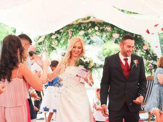 La boda de Tania y Javi