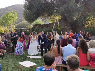 La boda de Emma y Fran  1
