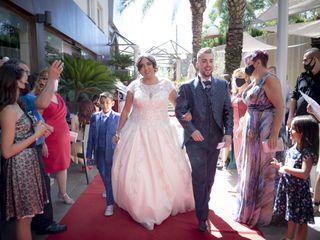 La boda de Azahara y Ricardo