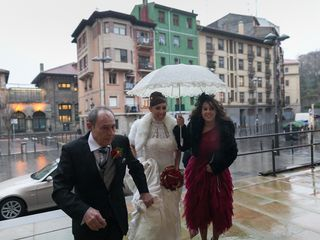 La boda de Mikel y Lara 2