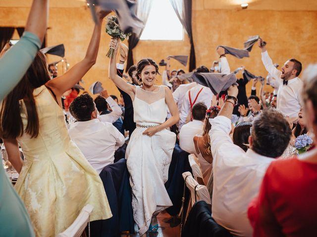 La boda de Julián y Isa en Ezcaray, La Rioja 32