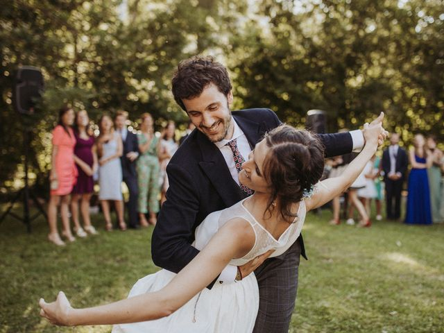 La boda de Julián y Isa en Ezcaray, La Rioja 38