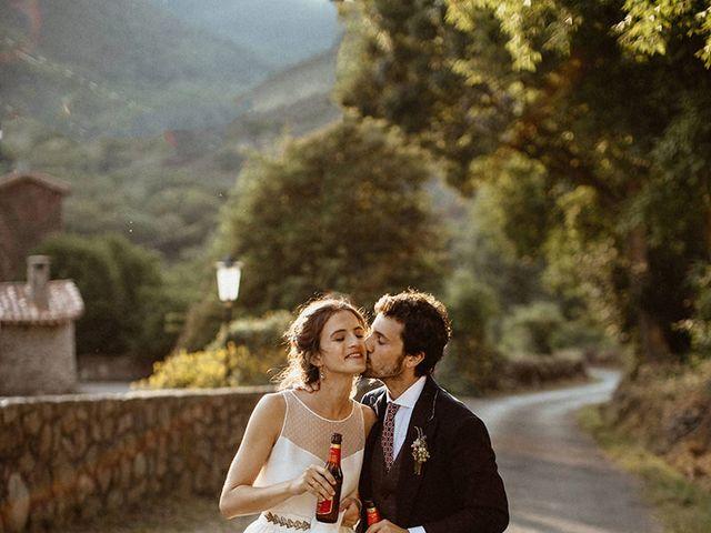 La boda de Julián y Isa en Ezcaray, La Rioja 43
