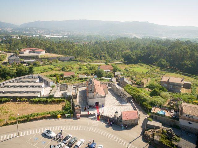 La boda de Santi y Yessi en Tui, Pontevedra 2