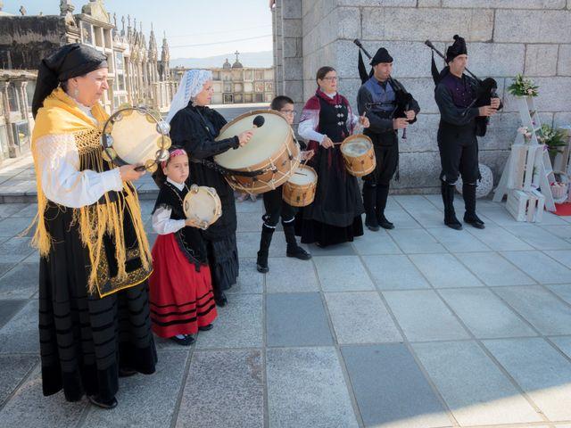 La boda de Santi y Yessi en Tui, Pontevedra 14