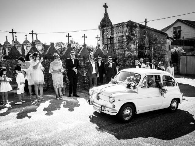 La boda de Santi y Yessi en Tui, Pontevedra 15