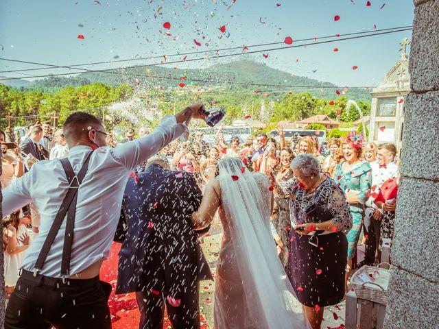 La boda de Santi y Yessi en Tui, Pontevedra 26